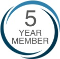 5 year badge 1 (smallest)